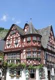 Half-timbered house Royalty Free Stock Photo