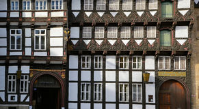 A half-timbered house Stock Images