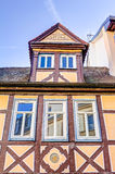 Half-timbered house in Aschaffenburg Stock Photography