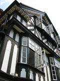 Half Timbered House (4). A half timbered house in Beaconsfield, England Stock Photography