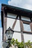 Half timbered house Stock Photos