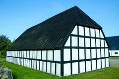 Half Timbered House Stock Photography
