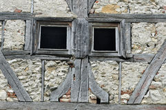 Half timbered house Royalty Free Stock Images