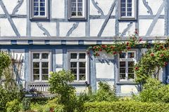 Free Half-timbered House In The Old Town Of Eltville Am Rheinim Rheingau Royalty Free Stock Images - 147496699