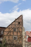 Half-timbered house Royalty Free Stock Images