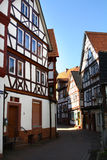 Half Timbered Houses Royalty Free Stock Image