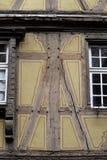 Half timbered houses of Colmar Stock Photos