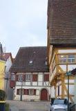 Half-timbered-IV-Waiblingen Royalty Free Stock Photos