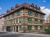 Half-timbering House Royalty Free Stock Photography