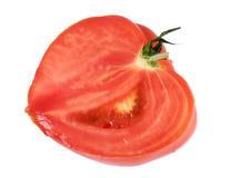 Half a tomato Royalty Free Stock Image