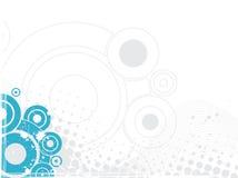 Half tone background Stock Image