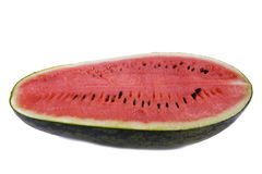 Half watermelon Stock Images