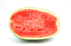 A Half of Watermelon. Stock Photo