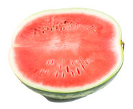 Half of watermelon Royalty Free Stock Photo