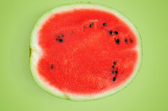 Half of watermelon Royalty Free Stock Photos