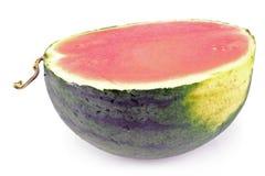 Half of watermelon Stock Photo