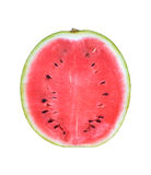half of watermelon Royalty Free Stock Images