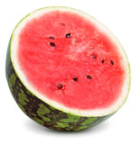 Half watermelon Stock Image