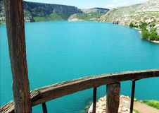 Halfeti, Turquia Foto de Stock