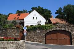 Halfisland Tihany, Ungern, år 2008 Royaltyfria Bilder