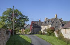 Halford village, Warwickshire, England Stock Image