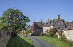 Halford wioska, Warwickshire, Anglia Obraz Stock