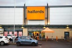 Halfords Стоковые Изображения RF