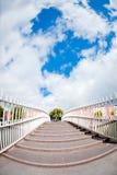 Halfpenny brug Dublin royalty-vrije stock fotografie