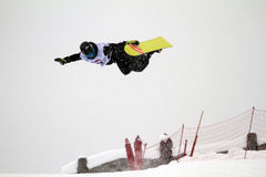 Halfpipe royalty free stock images