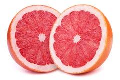 Halfs грейпфрутов Стоковые Изображения RF
