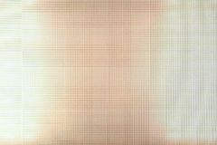 halftone światło białe prowadzący Fotografia Royalty Free