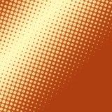 halftone предпосылки Стоковые Изображения RF