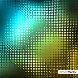 halftone цвета Стоковые Изображения RF