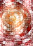 halftone элемента Стоковое Изображение RF