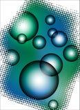 halftone Стоковое Изображение RF