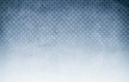 halftone сини предпосылки Стоковое Фото