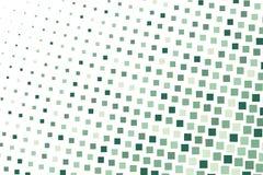 Halftone achtergrond Abstract geometrisch patroon met kleine vierkanten Ontwerpelement voor Webbanners, affiches, kaarten, behang royalty-vrije illustratie
