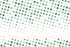 Halftone achtergrond Abstract geometrisch patroon met kleine vierkanten Ontwerpelement voor Webbanners, affiches, kaarten, behang Royalty-vrije Stock Fotografie