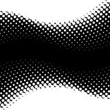 Halftone background. Stock Photography