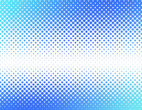 Halftone background Stock Photography
