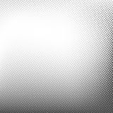 Halftone background. Abstract spotted pattern Royalty Free Stock Photography