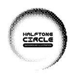 Halftone background Stock Photos