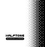 Halftone background Royalty Free Stock Image