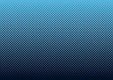 Halftone background blue Royalty Free Stock Photos