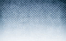 Halftone Background Blue Stock Photo