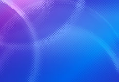 Halftone background with circles Royalty Free Stock Photography