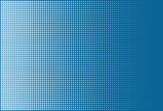 Halftone background. Comic dotted pattern. Pop art retro style. Backdrop with circles, rounds, dots, design element for web banners, posters, cards, wallpapers stock illustration