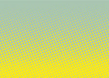 Halftone background. Comic dotted pattern. Pop art retro style. Backdrop with circles, rounds, dots, design element for web banners, posters, cards, wallpapers Stock Images