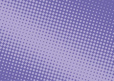 Halftone background. Comic dotted pattern. Pop art retro style. Stock Photos