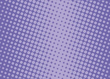 Halftone background. Comic dotted pattern. Pop art retro style. Stock Photography